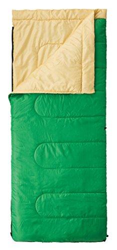 コールマン 寝袋 パフォーマー2/C10 グリーン/イエロー [使用可能温度10度]