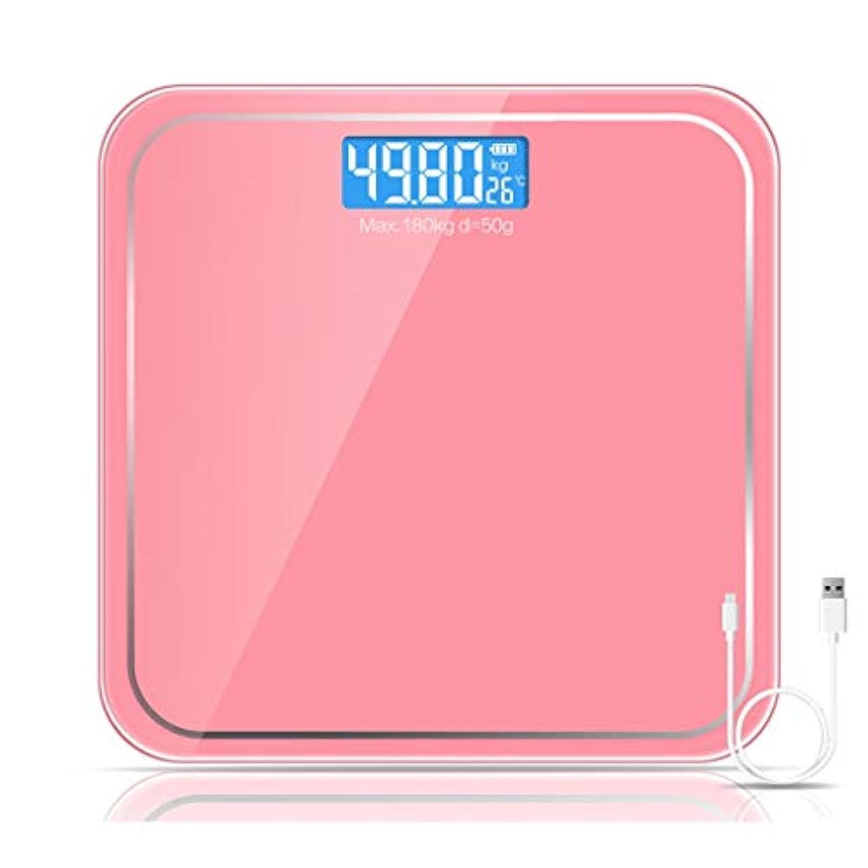 体重計電子体重計家庭用大人の減量正確な女の子の体重測定健康体重 QIQIDEDIAN