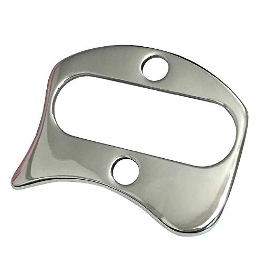 危険音肉屋304ステンレス鋼 筋肉マッサージャー 理学療法 多機能 軟部組織 疼痛緩和 軽減筋膜 健康製品