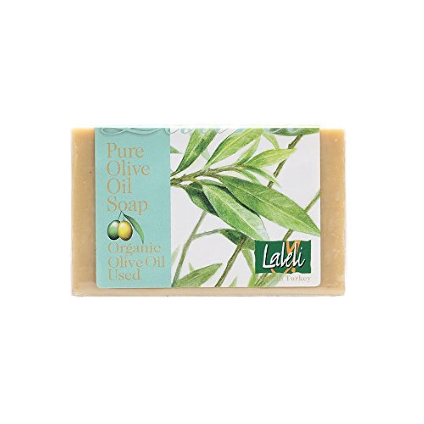 ラーレリ オーガニックオリーブオイルソープ 月桂樹 120g