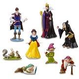 Disney (ディズニー) Snow White (白雪姫) and The Seven Dwarfs フィギュア Set - 8 PCS.(201585)(並行輸入)