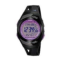 CASIO PHYS(カシオ フィズ) STR-300-1C/STR300-1C スポーツ デジタル ラバーベルト キッズ・子供 かわいい! ユニセックスウォッチ チープカシオ 腕時計 [並行輸入品]