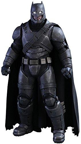 ムービー・マスターピース バットマンvsスーパーマン/ジャスティスの誕生 アーマード・バットマン 1/6スケール プラスチック製 塗装済み可動フィギュア