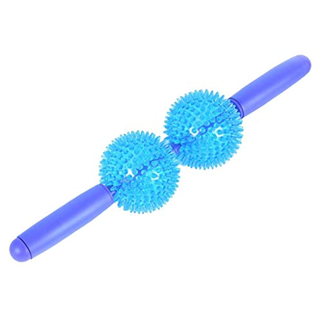 最小願うスライムPerfeclan 柔らかい ボール付 筋肉マッサージ マッサージローラー マッサージ棒