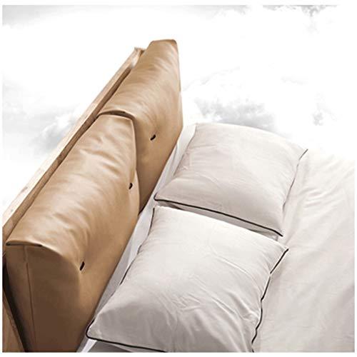 ヘッドボードクッションバックレストソファソフトバッグ大枕、P...