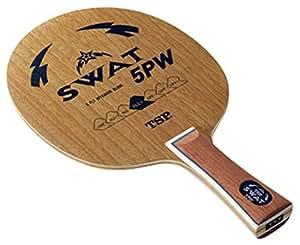 ティーエスピー(TSP) 卓球 ラケット スワット5PW グリップFL 026384