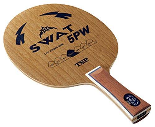 TSP ティーエスピー 卓球 卓球ラケット スワット 5PW FL 26384