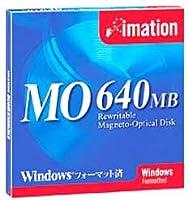 OD3-640SWIN 3.5型MO 640MB Win/DOSフォーマット 1枚入