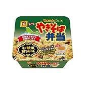 【12個入り1ケース】 マルちゃん  焼きそば弁当 中華風醤油味 116g [東洋水産]やきそば弁当