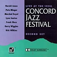 Live at the 1990 Concord Jazz Festival: Second Set