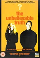 The Unbelievable Truth [DVD] [Import]
