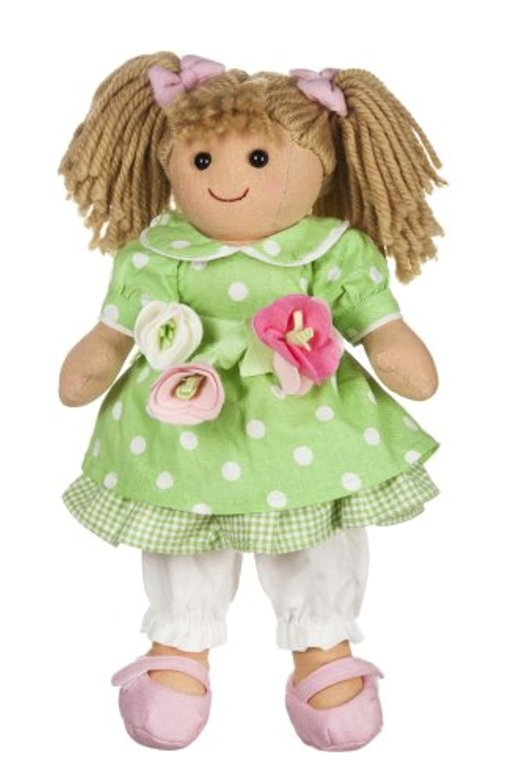 My Doll 32 cms doll with floral waistband
