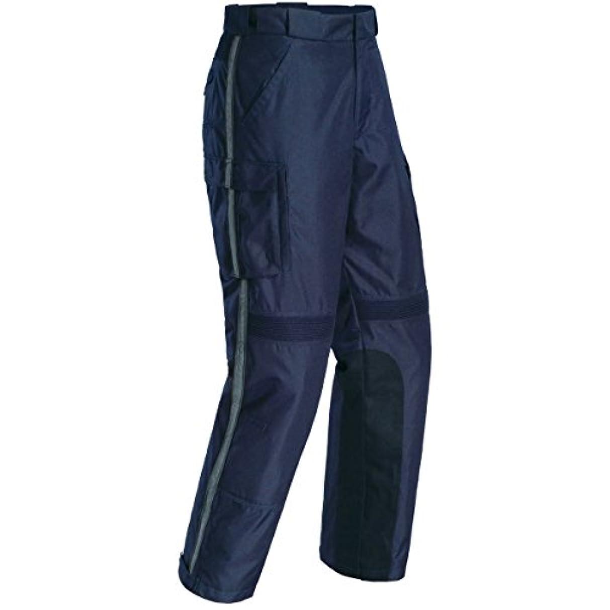 クレデンシャル複雑なリレーツアーマスターFlex Le 2.0 Men 's Textileストリートバイクパンツ – Navy X-Large Short ブルー 8705-0212-27-HH