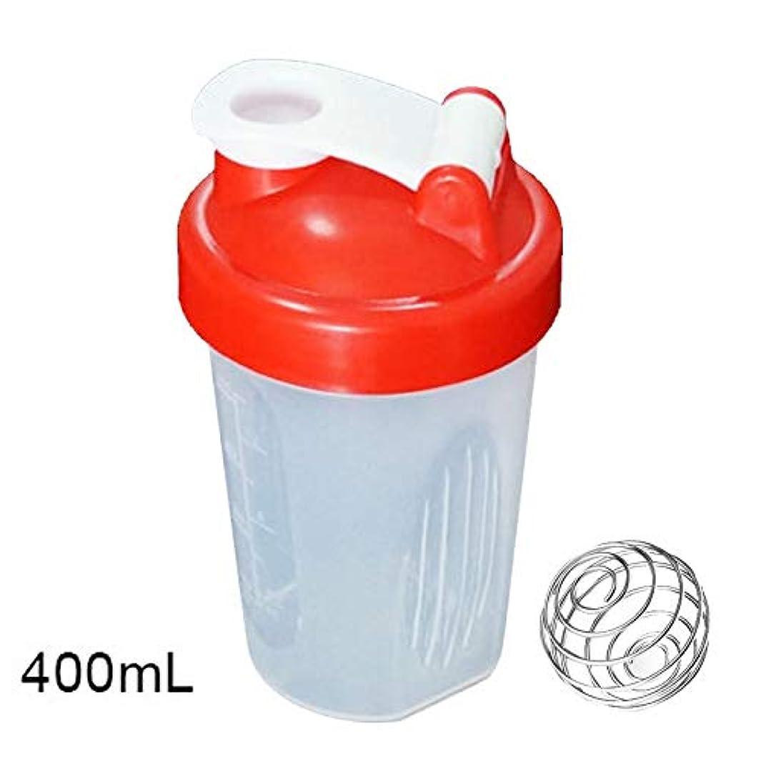 契約権限裁定ZaRoing ブレンダーボトル プロテインパウダー揺れ瓶 プロテインシェーカー 栄養補助瓶 400/600ml