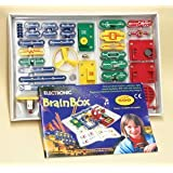 SEOH 500 Experiments Brain Box Electrical Circuit Kit