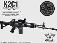 アカデミー ACADEMY K2C1 ELECTRIC POWERED AIRSOFT GUN 6mm BB GUN #17416