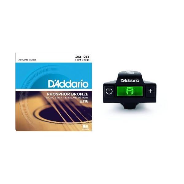 ダダリオ アコースティックギター弦 フォスファー...の商品画像