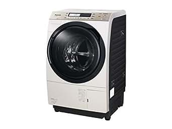 パナソニック 10.0kg ドラム式洗濯乾燥機【左開き】ノーブルシャンパンPanasonic エコナビ NA-VX7500L-N