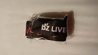 B'z 会場限定ガチャガチャ ネックピース 黒 LIVE DINOSAUR LIVE-GYM 2017-2018 ガチャ