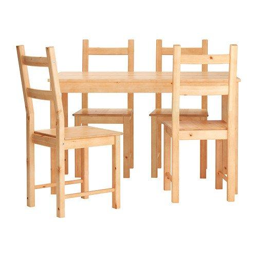 INGO IVAR テーブル&チェア4脚