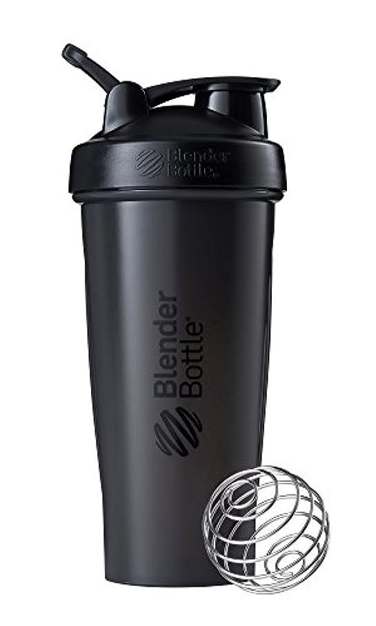 収まる活気づける失うブレンダーボトル 【日本正規品】 ミキサー シェーカー ボトル Classic 28オンス (800ml) ブラック BBCLE28 FCBK