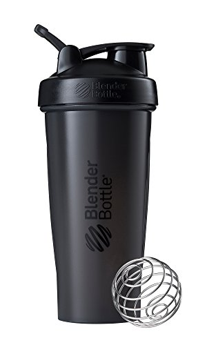 ブレンダーボトル 【日本正規品】 Blender Bottle Classic w/Loop 28オンス (800ml) Full-Color ブラック BBCLE28 FCBK