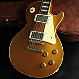 Gibson Custom Shop / 2015 True Historic 1957 Les Paul Standard Reissue Murphy Aged Vintage Antique Gold