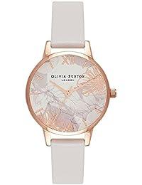 オリビアバートン OLIVIA BURTON 腕時計 OB16VM12 レディース レザーベルト [並行輸入品]