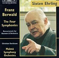Berwald: Symphonies Nos.1-4, Konzertstuck for Basoon