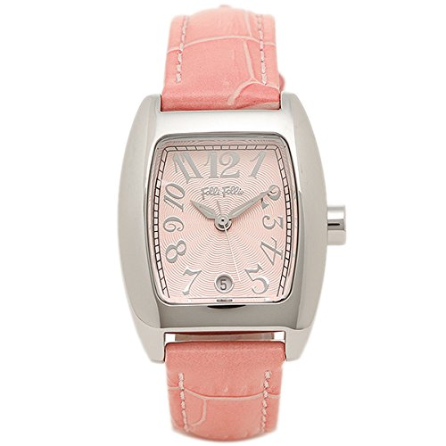 (フォリフォリ) FOLLI FOLLIE フォリフォリ 時計 FOLLI FOLLIE S922 PINK/PINK DEBUTANT WATCH レディース腕時計ウォッチ ピンク/シルバ- [並行輸入品]