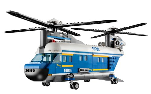 レゴ シティ フォレストポリスヘリコプター 4439