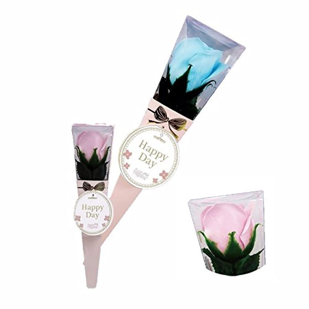 コード傷つける遠えバスフレグランス ミニローズブーケ ピンク バスフラワー ギフト お花の形の入浴剤