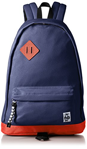 [チャムス] リュック Classic Day Pack Sweat Nylon CH60-0681-A046-00 N031 H・Navy/Tomato