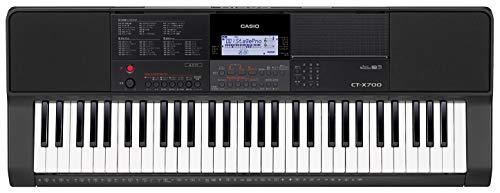 CASIO 61鍵盤 電子キーボード ベーシック CT-X700