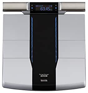 タニタ 体組成計 部位別 日本製 RD-800 BK 筋質点数表示 インナースキャンデュアル スマホでデータ管理