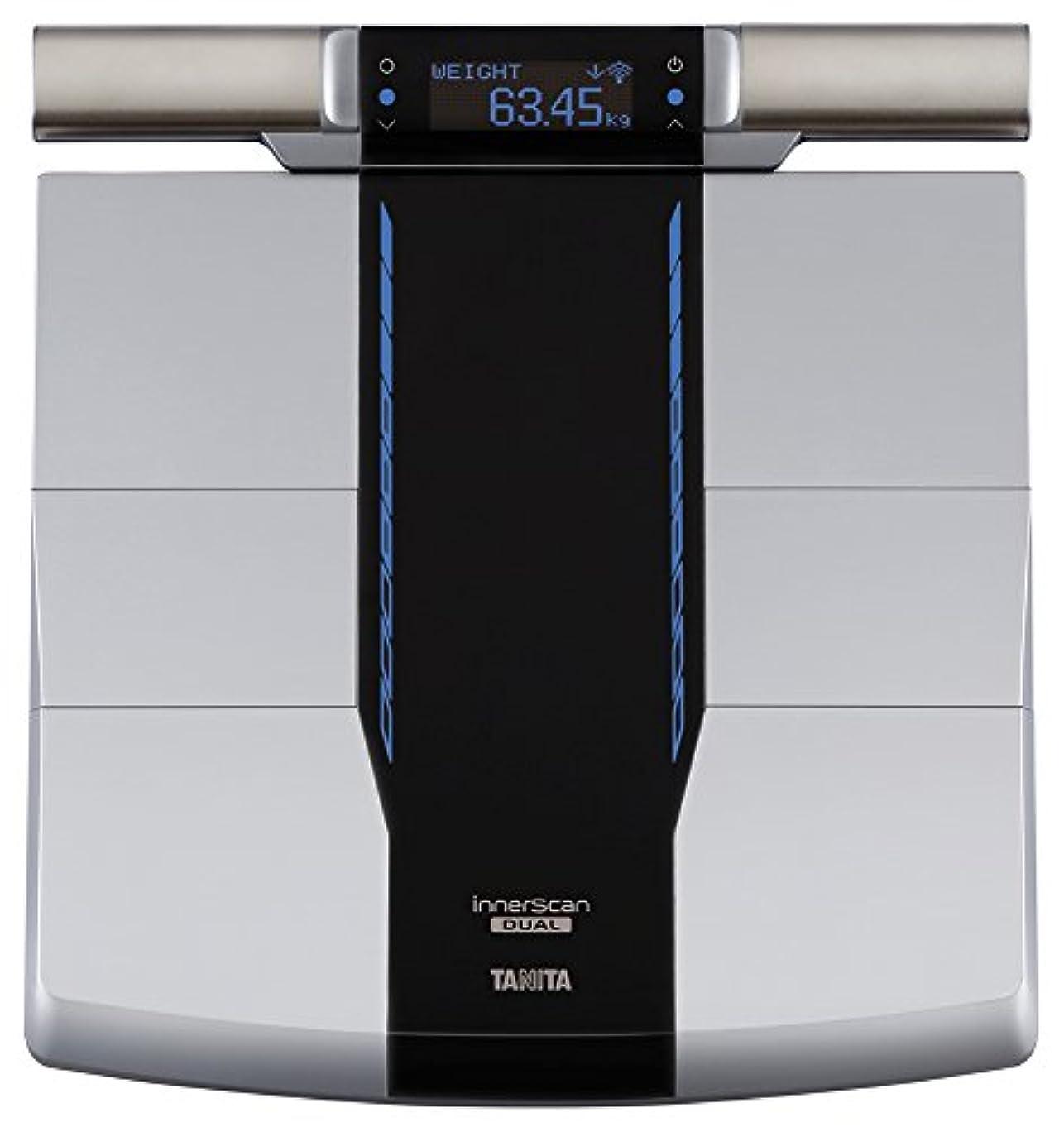 自明一定リングレットタニタ 体組成計 部位別 日本製 RD-800-BK 筋肉の質が分かる 医療分野の技術搭載/スマホでデータ管理 インナースキャンデュアル