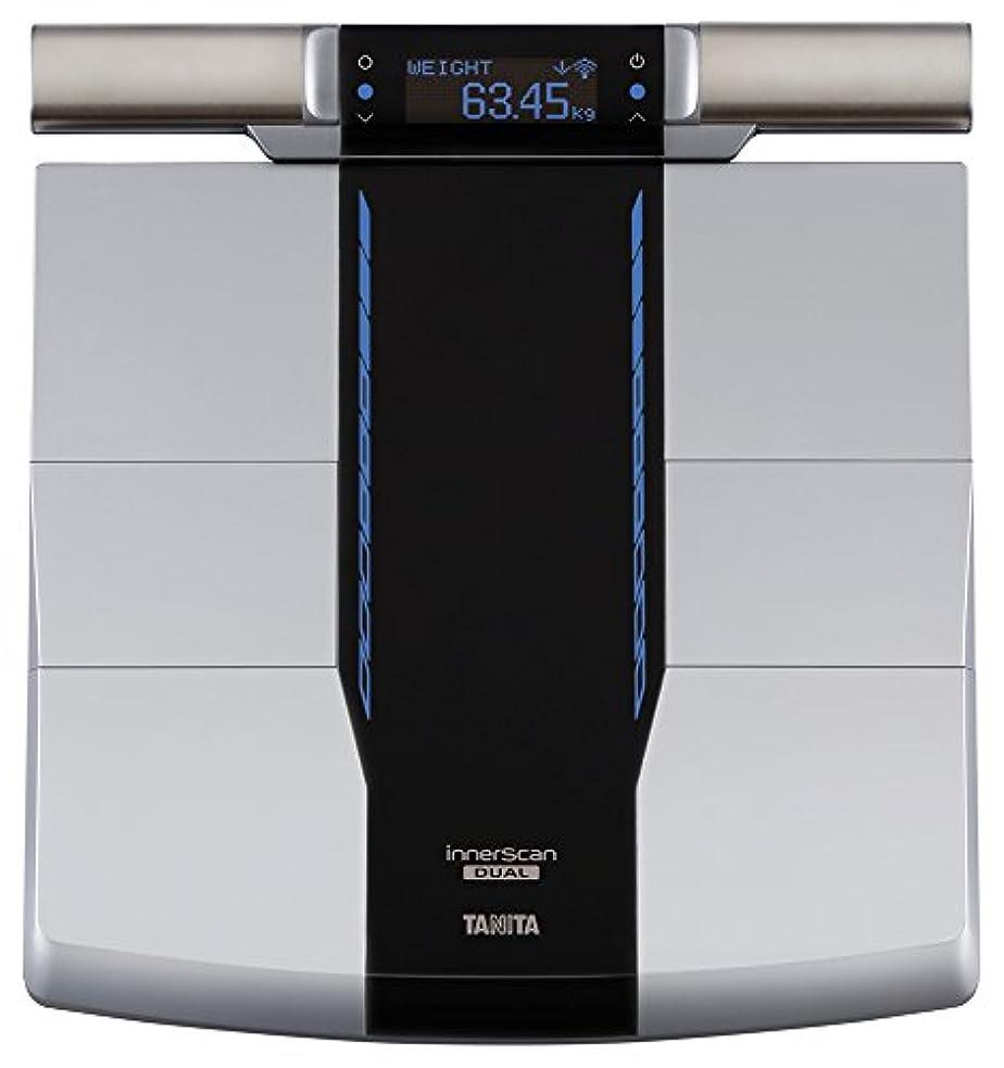見えない家族形タニタ 体組成計 部位別 日本製 RD-800-BK 筋肉の質が分かる 医療分野の技術搭載/スマホでデータ管理 インナースキャンデュアル