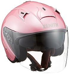 ヤマハ(YAMAHA) バイクヘルメット ジェット YJ-14 ZENITH L(59-60cm) パールピンク 90791-2290L
