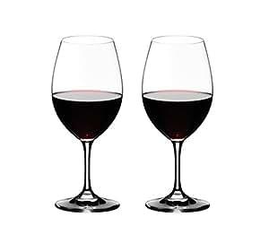 リーデル (RIEDEL) オヴァチュア レッドワイン 350ml 2個セット 6408/00