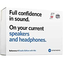 Sonarworks Reference 4 Studio edition + Measurement mic