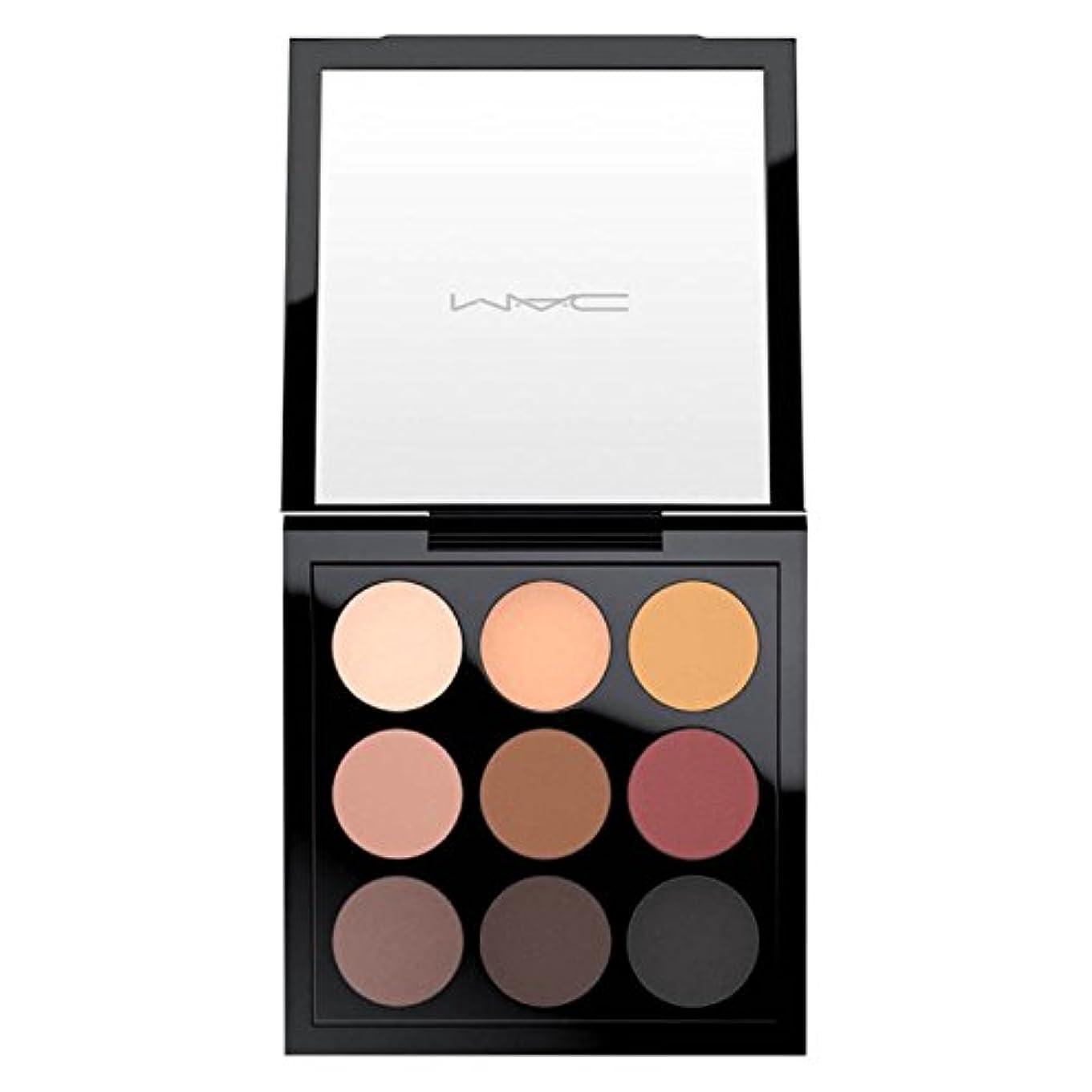 シャイ類推レトルトM.A.C ?マック, Semi-Sweet Times Nine Eyeshadow Palette セミスウィートタイムズナインアイシャドウパレット [海外直送品] [並行輸入品]