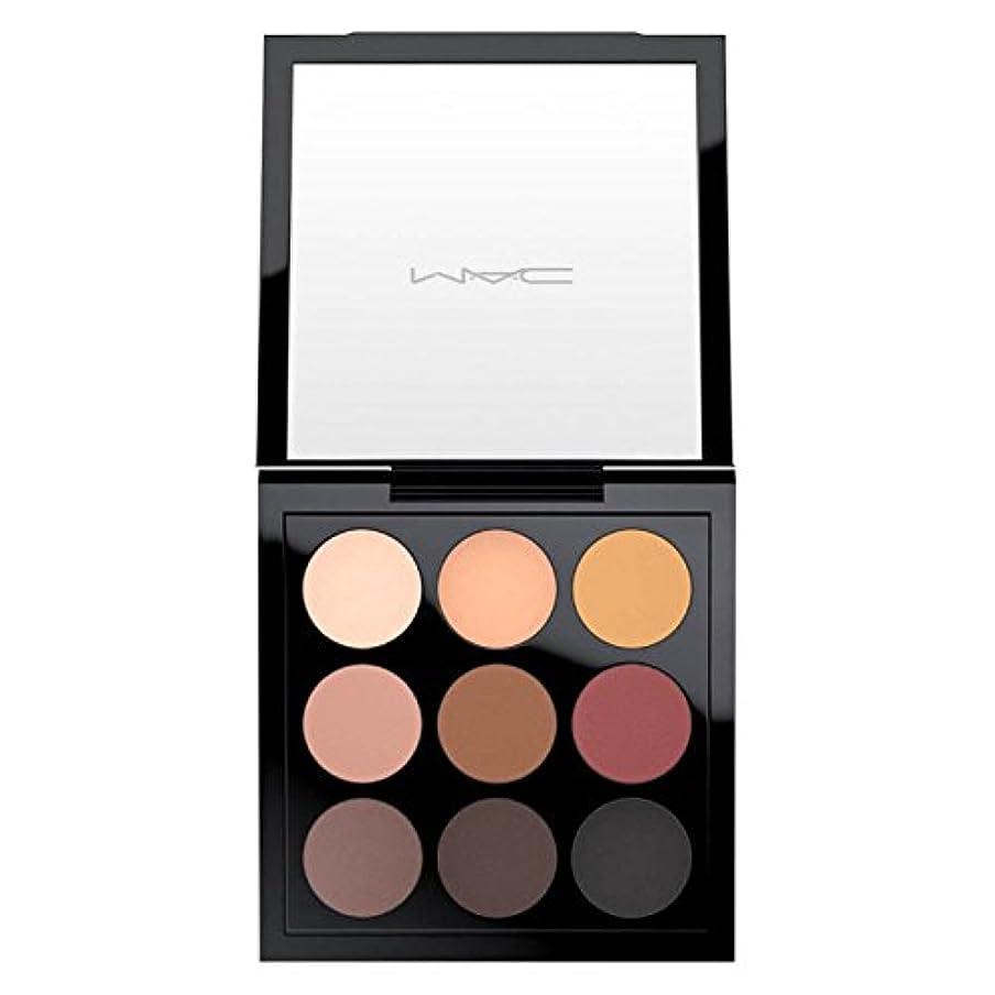 週末寛容丘M.A.C ?マック, Semi-Sweet Times Nine Eyeshadow Palette セミスウィートタイムズナインアイシャドウパレット [海外直送品] [並行輸入品]