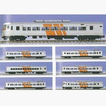 Nゲージ A4160 185系電車 試案塗装オレンジ