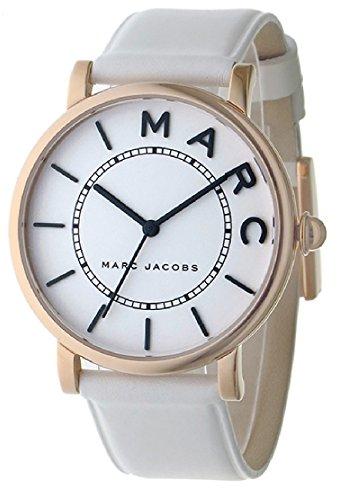 [マーク ジェイコブス] MARC JACOBS 腕時計 ロキシー ROXY クオーツ MJ1561 ホワイト レディース [並行輸入品]