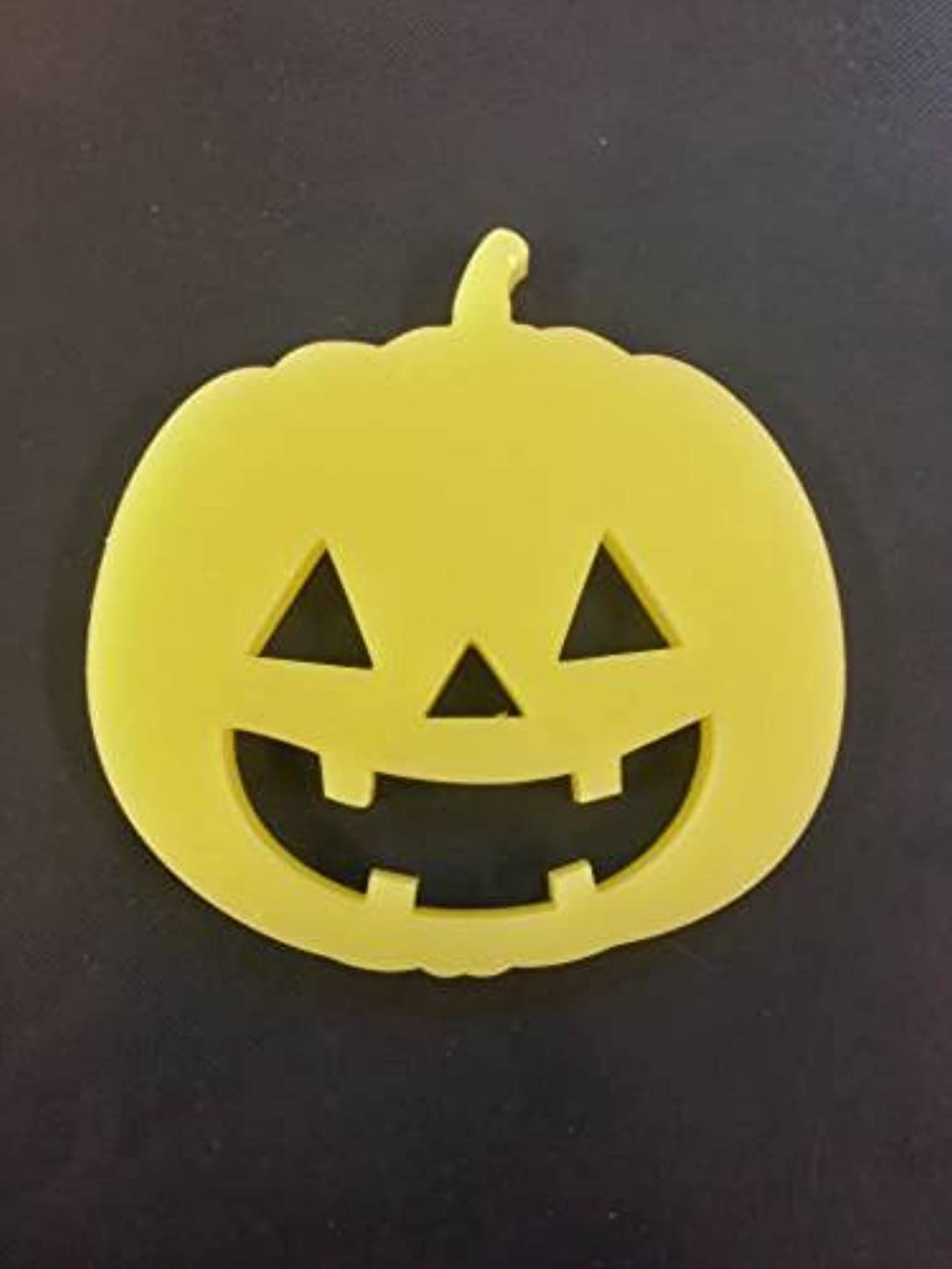 のぞき見症候群トリクルGRASSE TOKYO AROMATICWAXチャーム「ハロウィンかぼちゃ」(YE) ベルガモット アロマティックワックス グラーストウキョウ