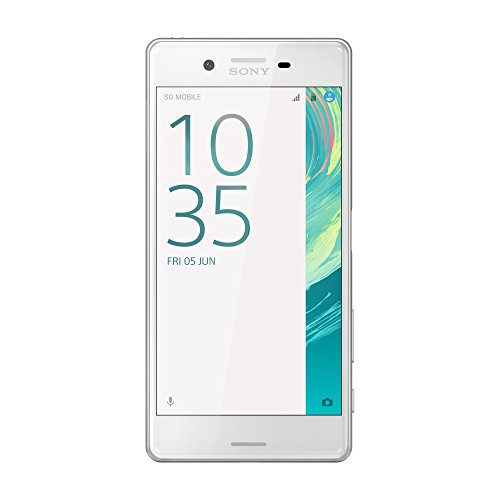 SIMフリー Sony Xperia X Dual F5122 4G LTE (White/ホワイト) [並行輸入品]