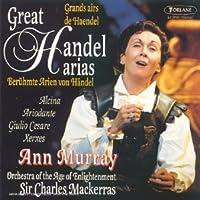 Handel: Great Arias