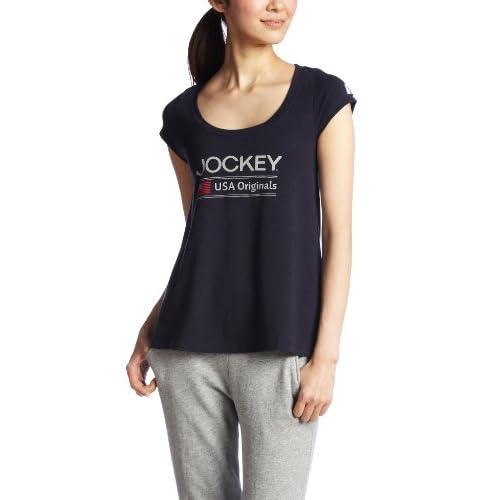 (ジョッキー)JOCKEY USA ORIGINALSシリーズTシャツ LJ-3290 501:NV ネイビー M