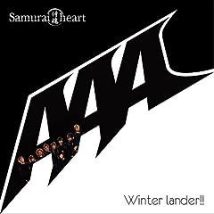 Winter lander!!♪AAAのCDジャケット