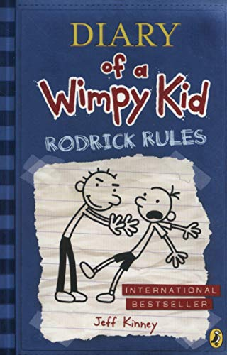 Diary of a Wimpy Kid: Rodrick Rules (Diary of a Wimpy Kid Book 2)の詳細を見る